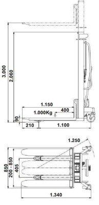 elevadores de carga 1