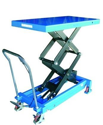 Mesa Elevadora Hidráulica Taller, mesa de doble tijera