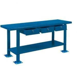mesa de trabajo para soldar