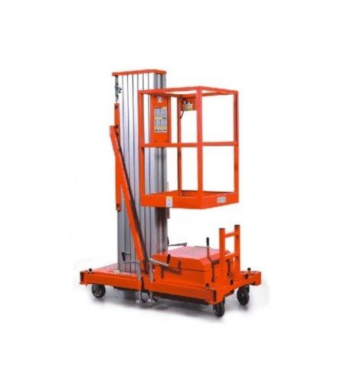 Plataforma Elevadora Vertical, plataforma electrica para subir personas