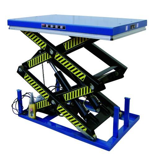Plataforma Elevadora de Tijera, plataforma electrica