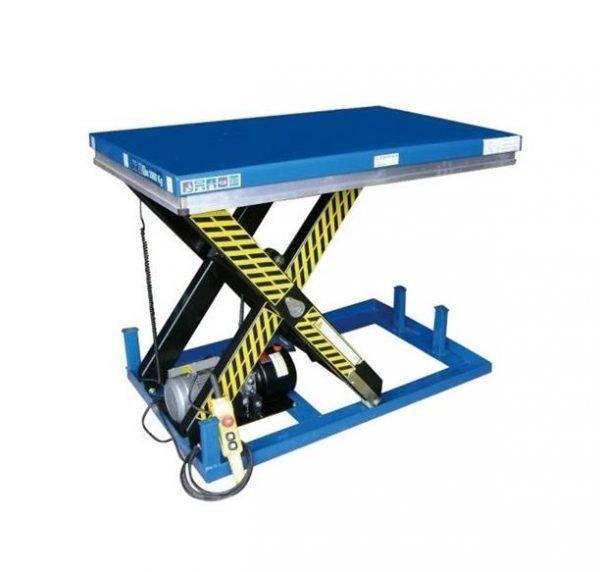 Plataformas de Elevación, mesa de tijera electrica